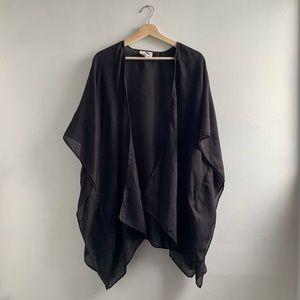 Black Shawl/Wrap